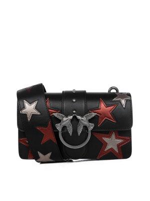 Pinko Love Stars messenger bag