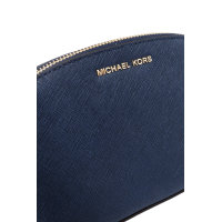 Alex Cosmetic bag Michael Kors navy blue