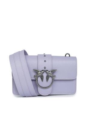 Pinko Mini love messenger bag