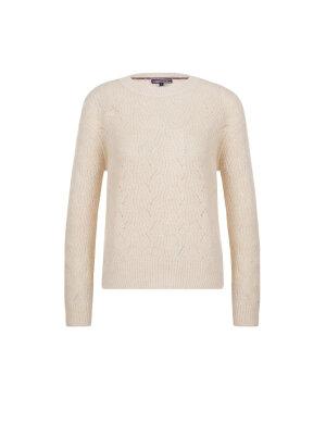 Tommy Hilfiger Woolen sweater Akana Texture