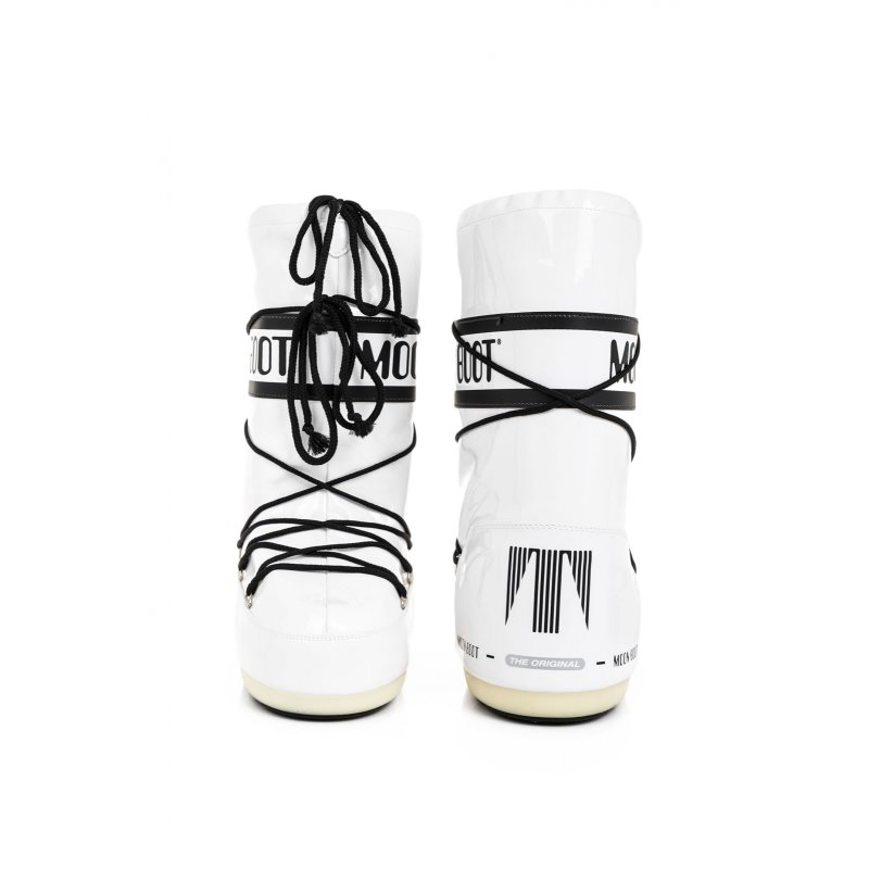 Vinil Moonboots Moon Boot white