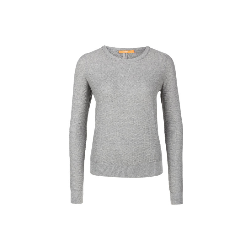 Sweter Injkey Boss Orange szary