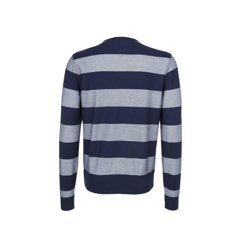 Honeycomb Sweatshirt Tommy Hilfiger navy blue