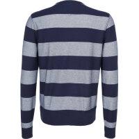 Honeycomb Sweatshirt Tommy Hilfiger navy blue