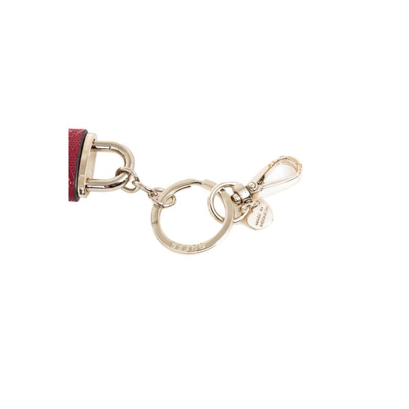 Ophelia Keyring Guess red