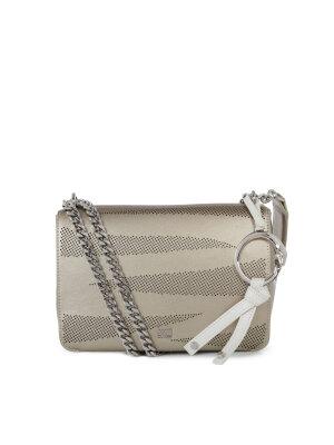 Cavalli Class City Zebra Messenger Bag