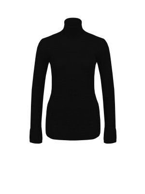 Pinko Dolcevita roll-neck sweater