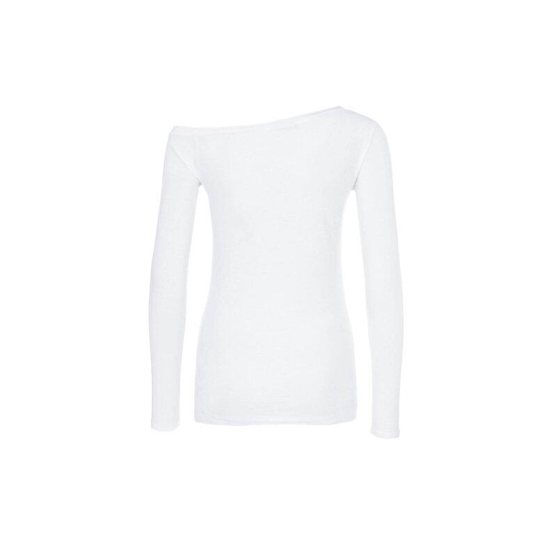 Longsleeve Liu Jo Jeans white