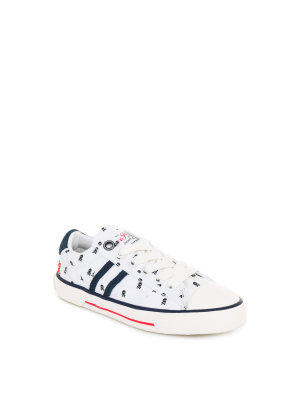 Pepe Jeans London Serthi Skull Sneakers