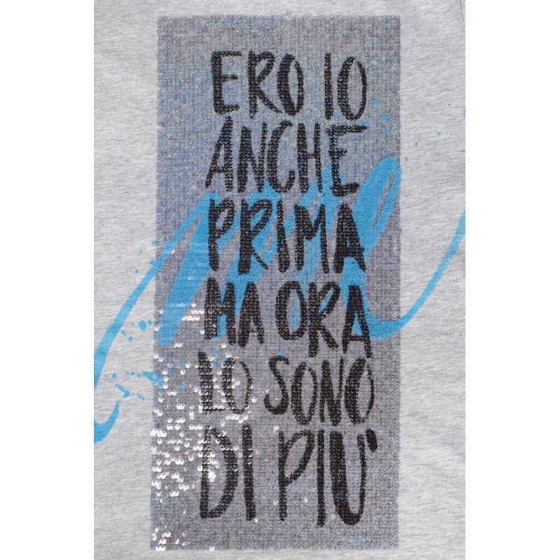 Iom T-shirt Marella SPORT ash gray