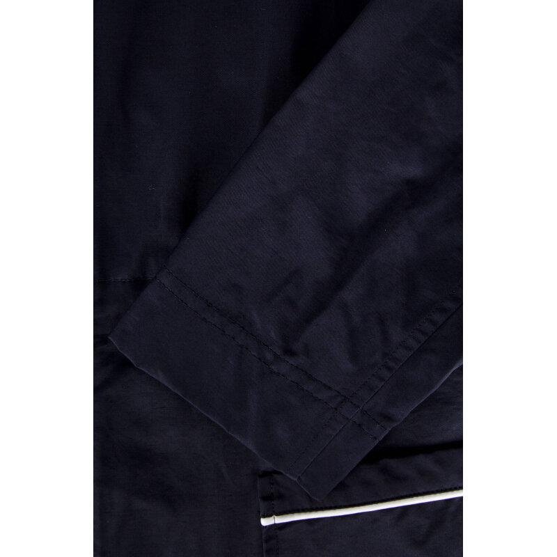 Płaszcz Armani Jeans granatowy