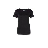 T-shirt Liquid Luxe Calvin Klein Underwear czarny
