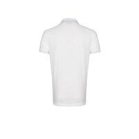 Polo Contrast Collar Rugger Gant biały