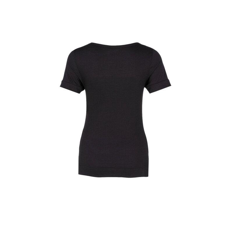 Liquid Luxe T-shirt Calvin Klein Underwear black