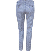 Plava pants Weekend Max Mara navy blue