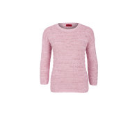 Silvetta sweater Hugo pink