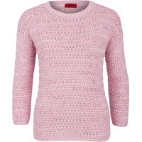 Silvetta sweater Hugo pink