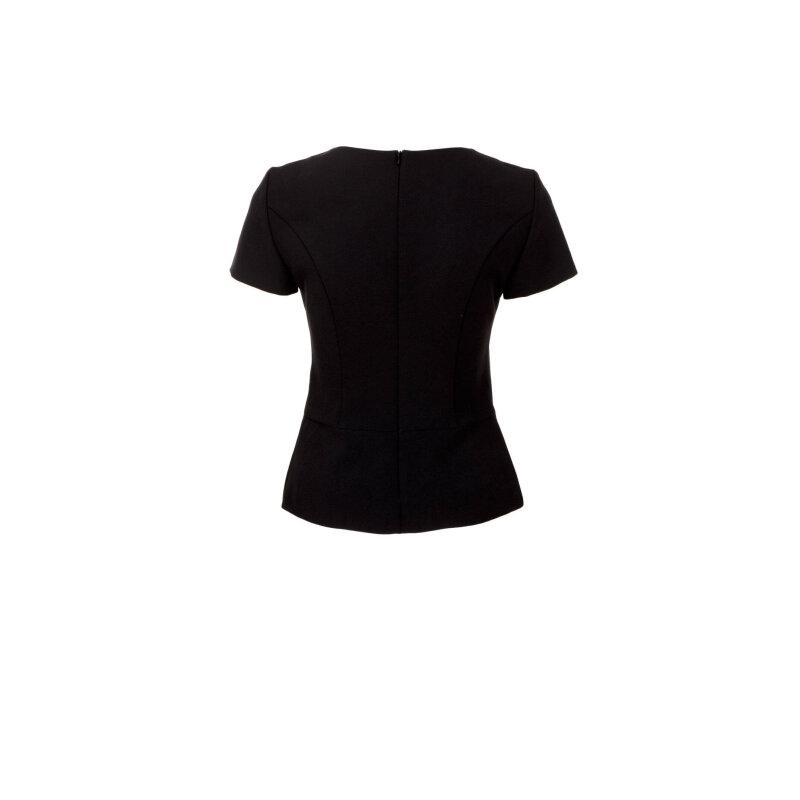 Bluzka Calla Hugo czarny