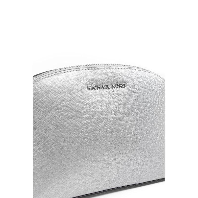 Kosmetyczka Alex Michael Kors srebrny