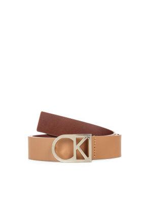 Calvin Klein Pasek Ck logo