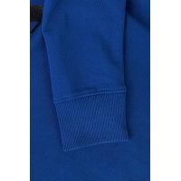 Bluza Logo Calvin Klein Jeans niebieski