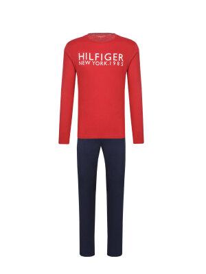 Tommy Hilfiger Piżama Set Ls logo