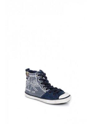 Pepe Jeans London Industry Blue Sneakers