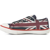 Industry Jack Low sneakers Pepe Jeans London navy blue