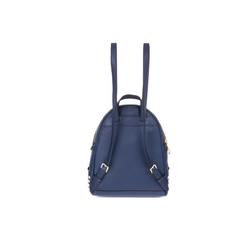 Rhea backpack Michael Kors navy blue