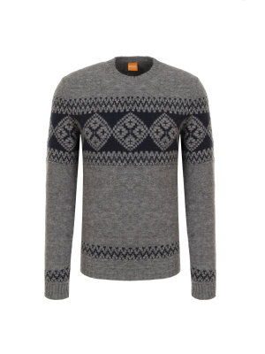 Boss Orange Kionas woollen sweater