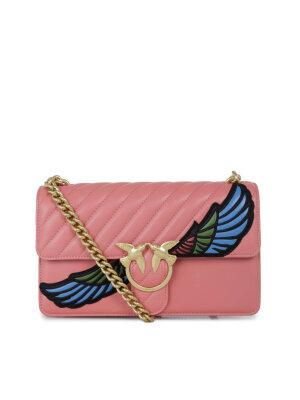 Pinko Love wings postman bag