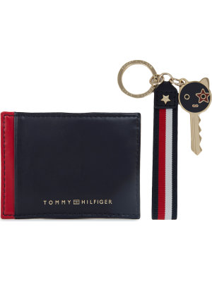 Tommy Hilfiger Etui na karty Corporate