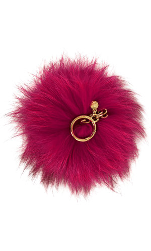 Michael Kors Keyring Fur