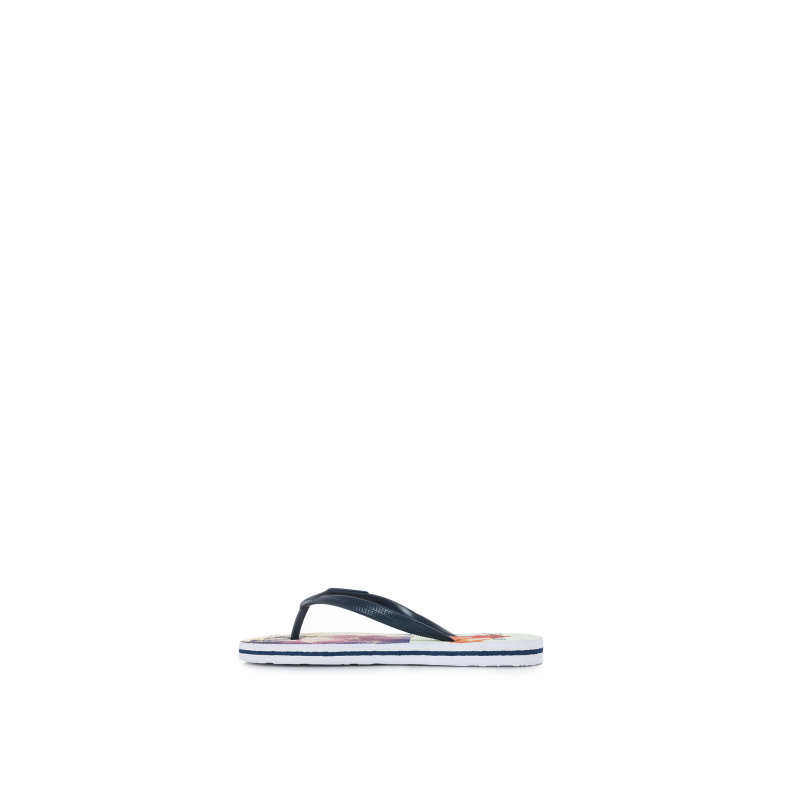 Beach Foto Flip-flops Pepe Jeans London navy blue