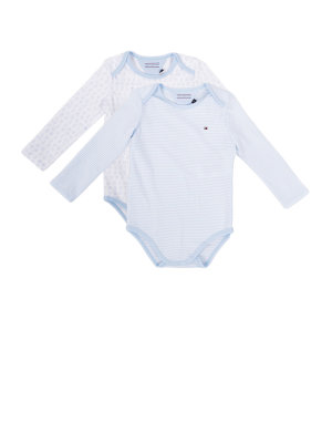 Tommy Hilfiger Body 2-Pack Baby Body Giftbox