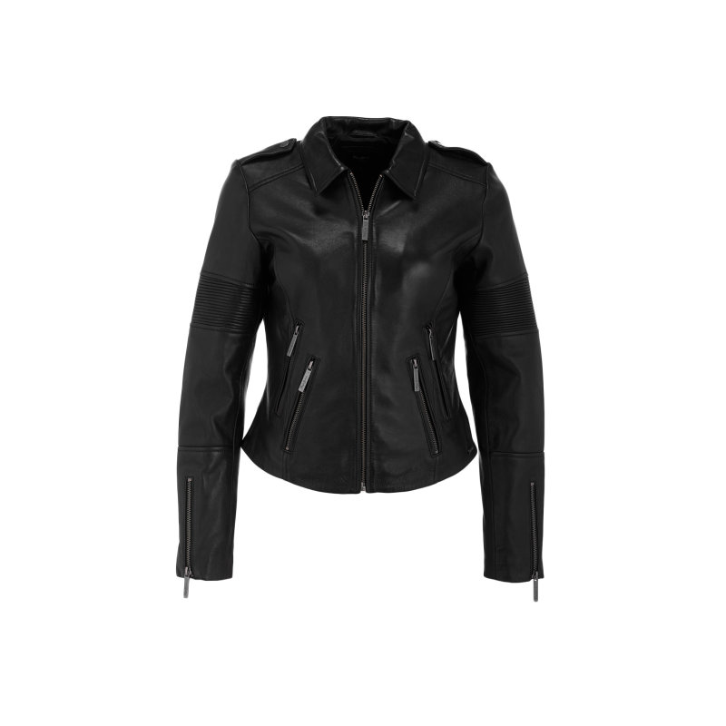 Lily jacket Pepe Jeans London black