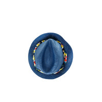 Ethnic hat Liu Jo navy blue