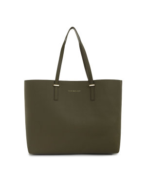 Tommy Hilfiger Two-sided shopper bag and Super Tommy sachet
