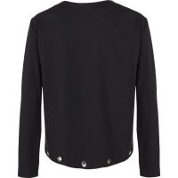 Dress/Swearshirt Iceberg black