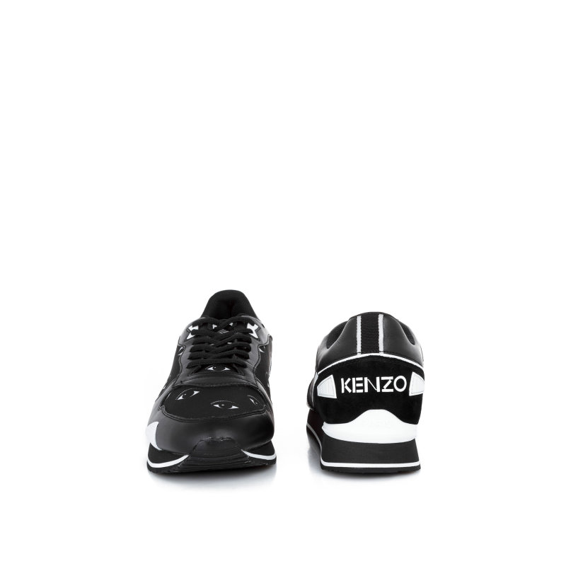Running Eyes Sneakers Kenzo black