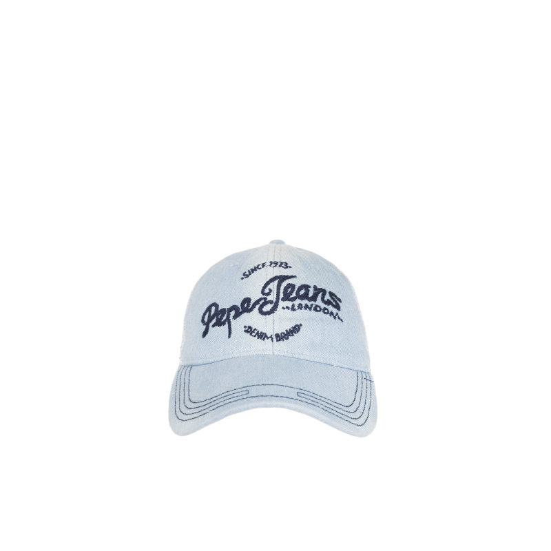 Vesul baseball cap Pepe Jeans London baby blue