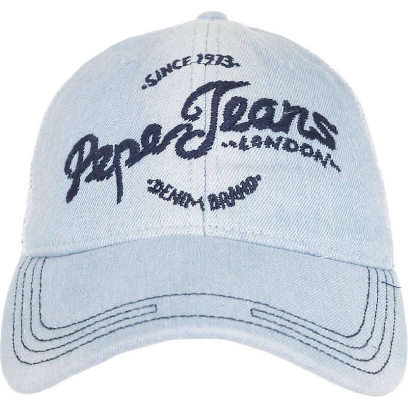 Vesul baseball cap Pepe Jeans London baby blue