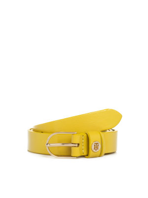 Tommy Hilfiger Classic Dbl Loop Th Coin Belt
