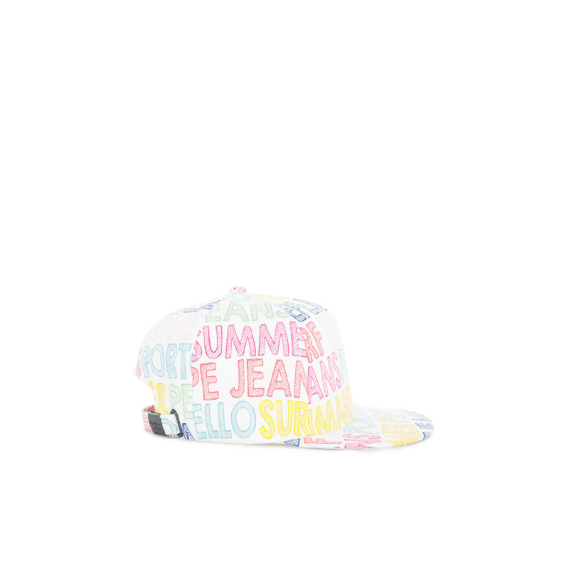 Tip baseball cap Pepe Jeans London white
