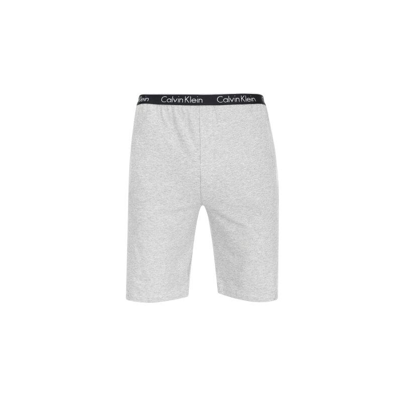 Szorty dresowe/piżama Calvin Klein szary