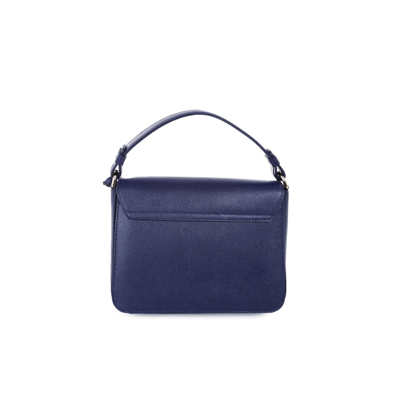 Metropolis messenger bag Furla navy blue