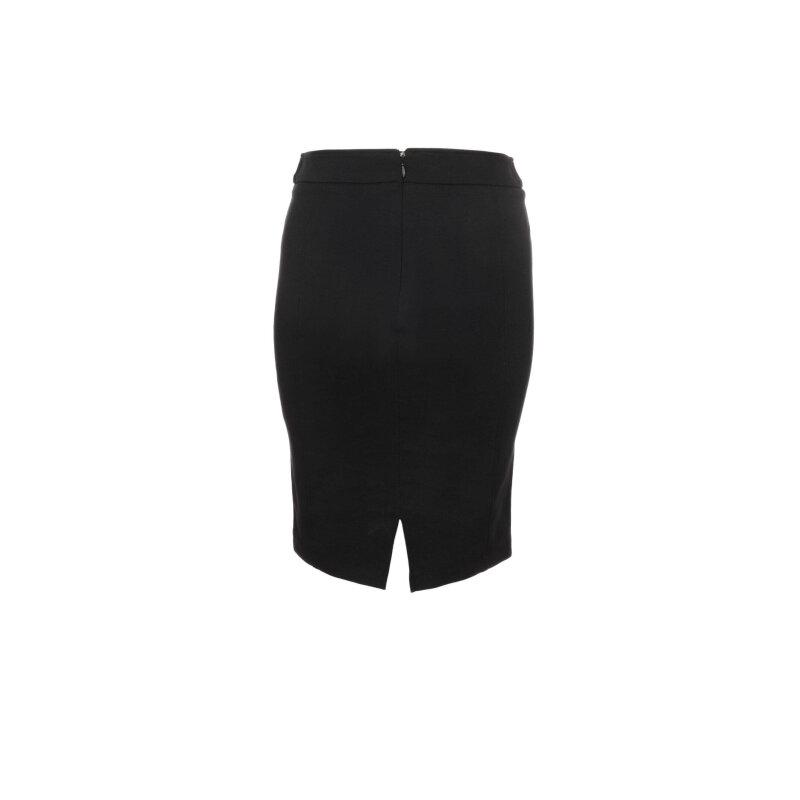 Spódnica Versace Jeans czarny