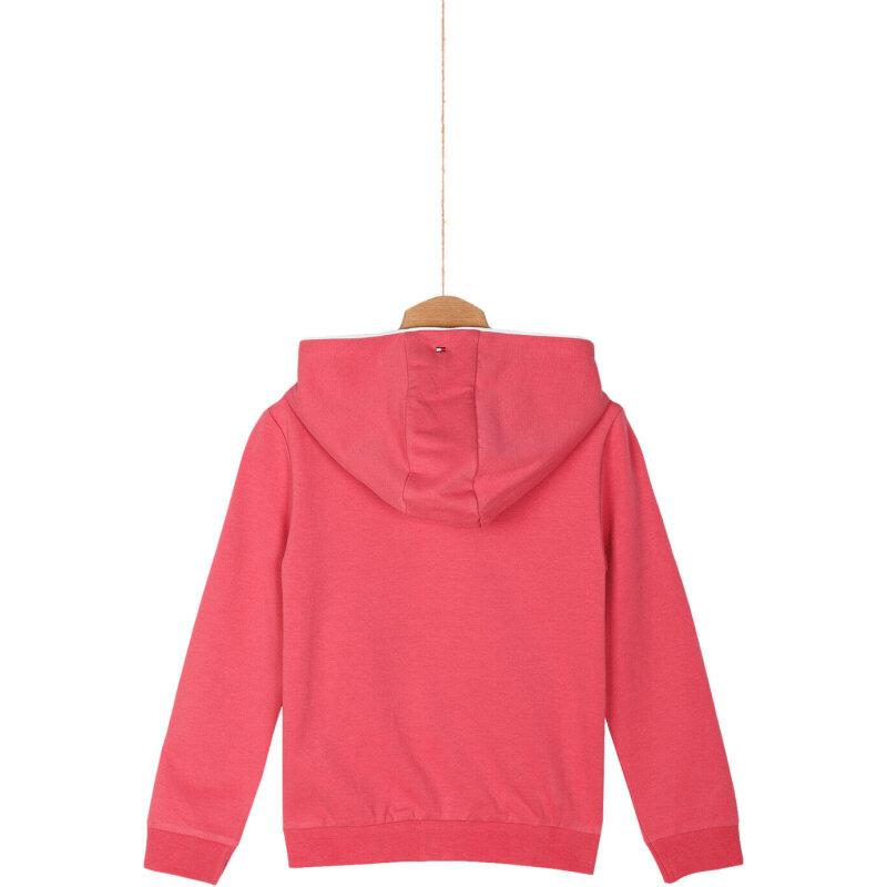 Bluza Melissa Tommy Hilfiger różowy