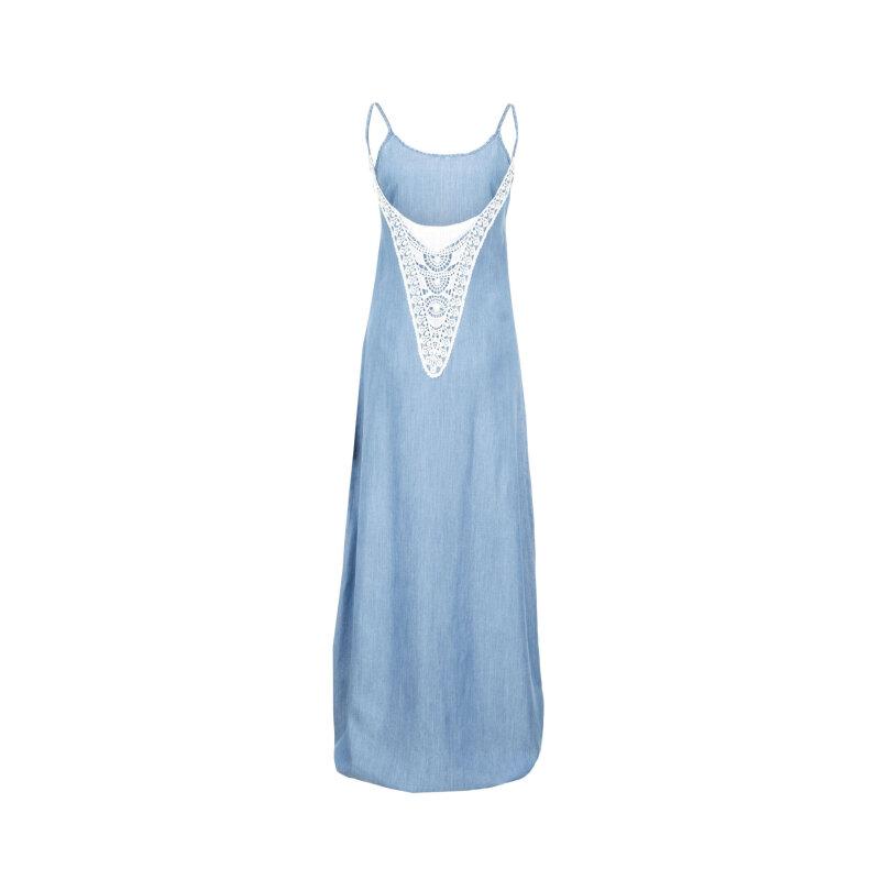 Sukienka Liu Jo Jeans niebieski