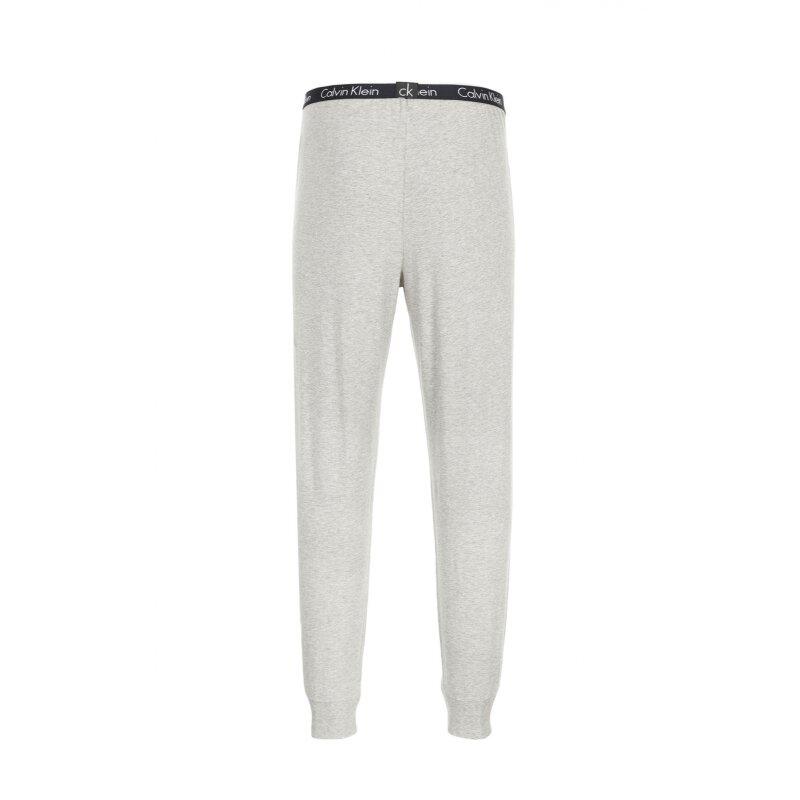 Spodnie dresowe/piżama Calvin Klein szary